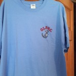 OSPHC tee front